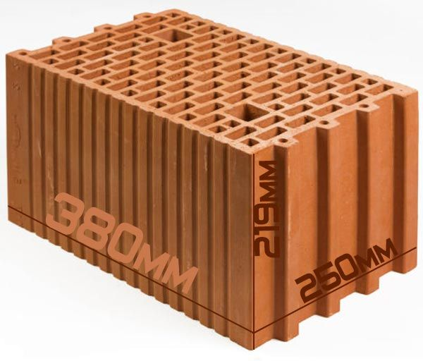 купить Перегородочные блоки KERAKAM 25XL