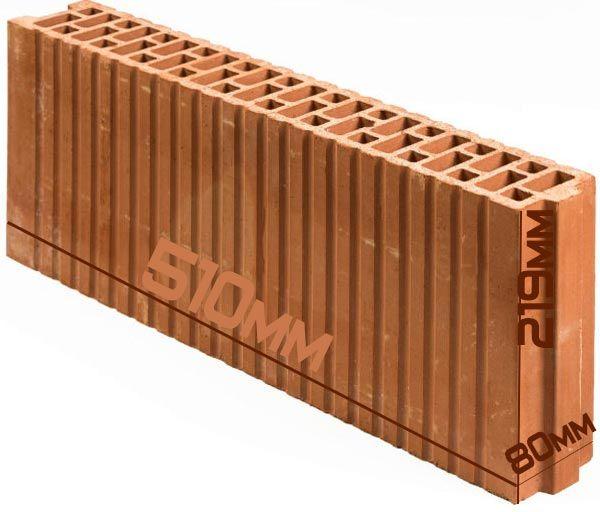 купить Перегородочные блоки  KERAKAM 8