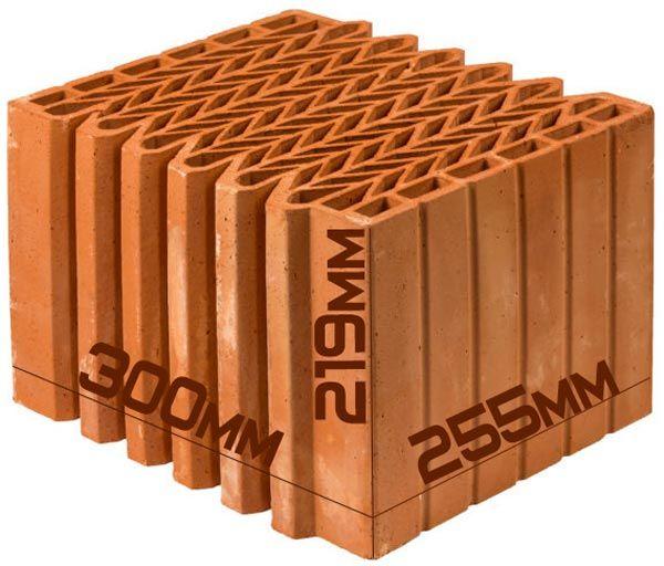 купить поризованные блоки керакам KAIMAN 30
